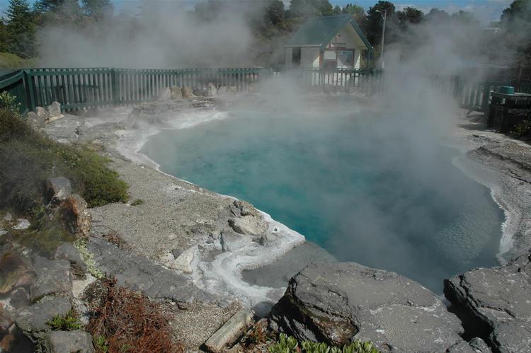 Geonet Volcano Gallery